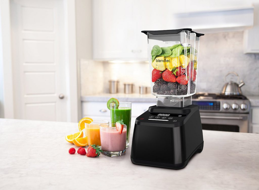 Blendtec Designer 625 Blender Review