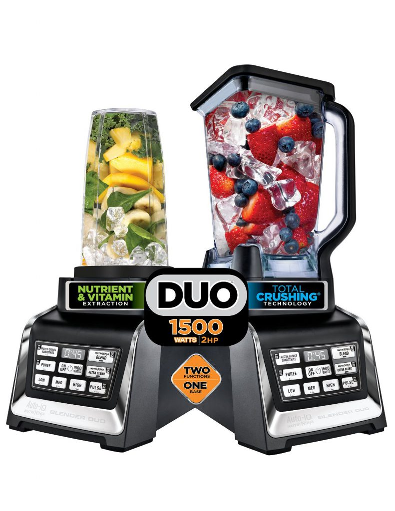 Nutri Ninja Blender Duo Auto-iQ BL642 Review