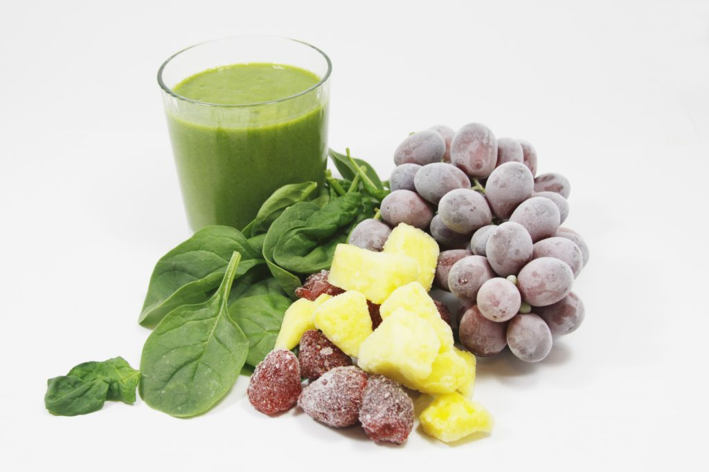 Healthy Smoothie Recipes With Spinach