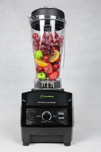 Cleanblend Commercial Blender Review