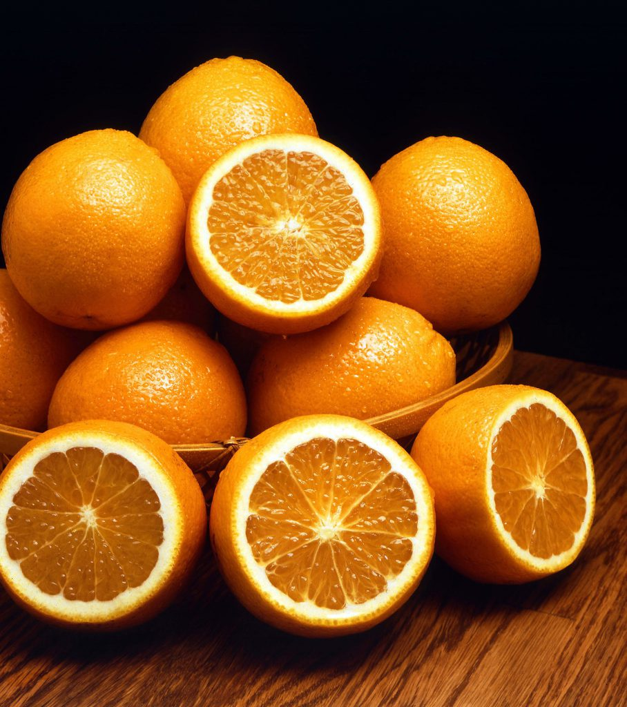 Health Benefits Of Orange Smoothies